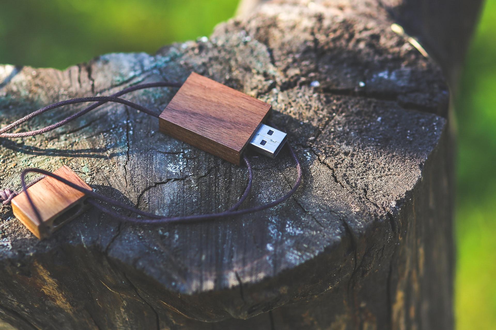 USB sticks bedrukken