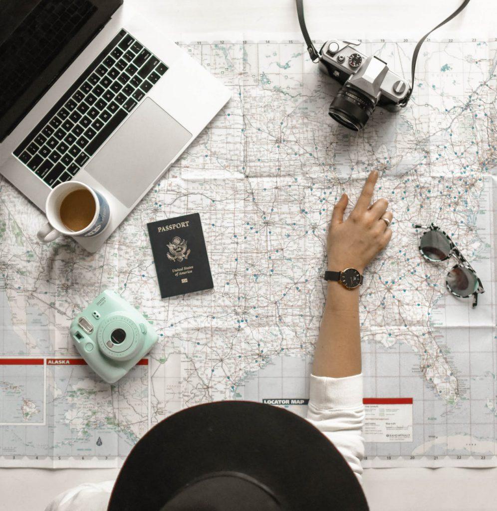 ver weg reizen